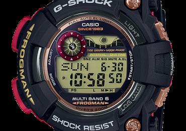 [G-Shock 2019] Bộ sưu tập Magma Ocean – Bộ sưu tập kỷ niệm 35 năm ra mắt G Shock
