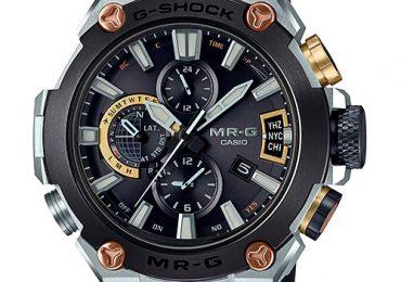 [G-Shock 2018] MRG-G2000R-1A vẻ đẹp đẳng cấp
