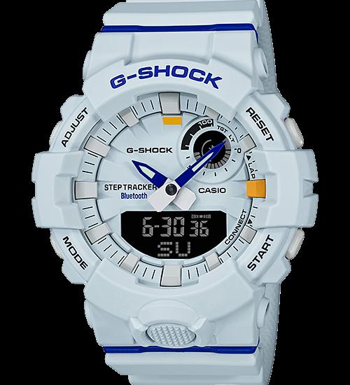 Các chức năng của đồng hồ CasioG-Shock GBA-800DG-7A
