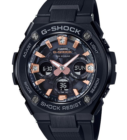 Chia sẻ đồng hồ Nam Casio G Shock GST-S310BDD-1A