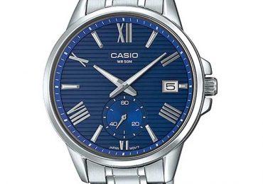 Vì sao phái mạnh nên chọn đồng hồ Casio Nam MTP-EX100D-2AV