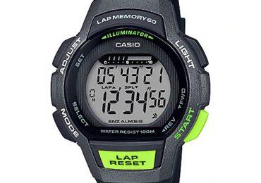 Đồng hồ Casio WS-2000H-1AV tuổi thọ pin 3 năm có điểm gì đặc biệt