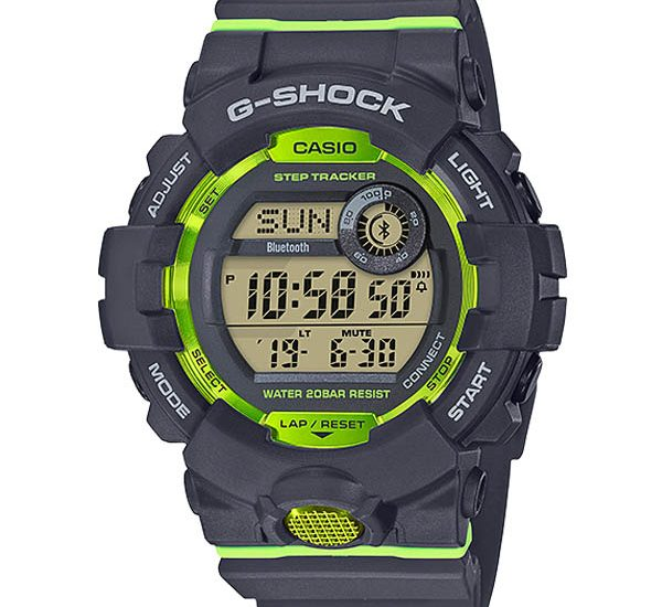 Các chức năng nổi bật của đồng hồ nam casio GBD-800-8JF