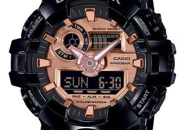 Hãng Casio cho ra mắt mẫu đồng hồ G Shock GA-700MMC-1A