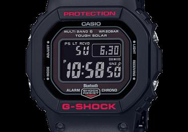 Đồng hồ CasioG-Shock GW-B5600HR-1 phong cách mới đậm chất thể thao