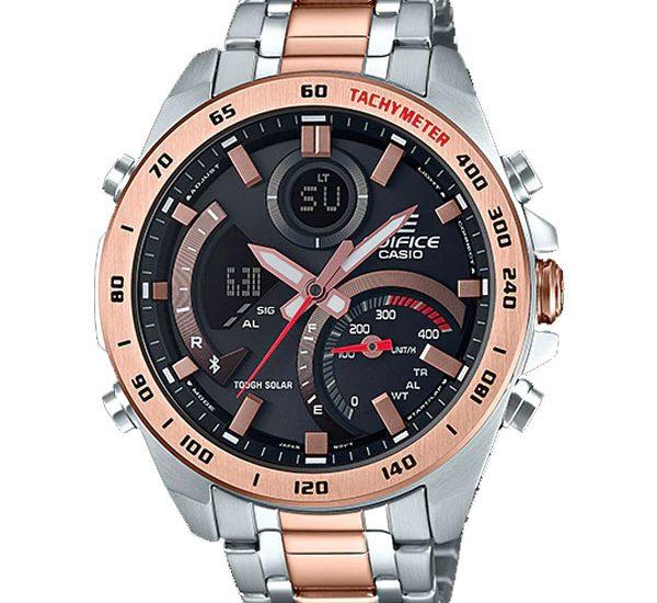 Ấn tượng phong cách đồng hồ CasioEdifice ECB-900DC-1A phiên bản mới