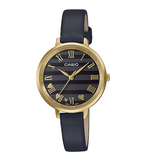 Đồng hồ Casio Nữ LTP-E160GL-1A món quà ý nghĩa cho ngày 8/3