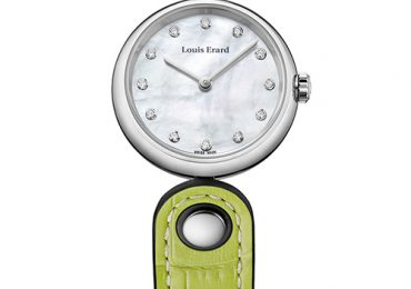 Lựa chọn mẫu đồng hồ nữ Louis Erard để thay đổi phong cách mỗi ngày