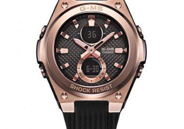 Khám phá đồng hồ Baby G MSG-C100tại Baselworld 2019