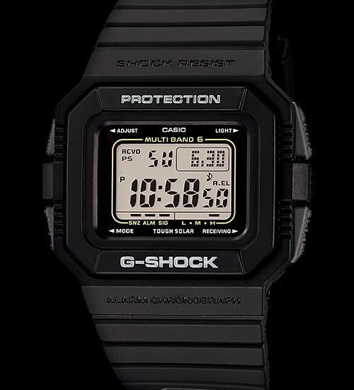 [G Shock 2019] GW-5510-1 vàGW-5510-1B đỉnh cao của công nghệ