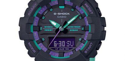 Đánh giá đồng hồ Nam Casio G Shock GA-800BL-1A