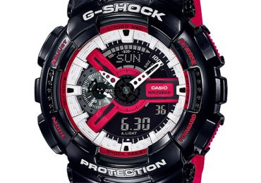 Casio G Shock GA-110RB-1A có điểm gì ấn tượng?