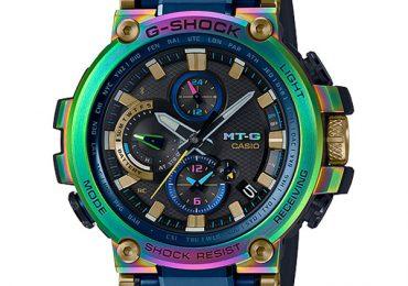 Đồng hồ casio G-Shock MTG-B1000RB-2A phiên bản giới hạn