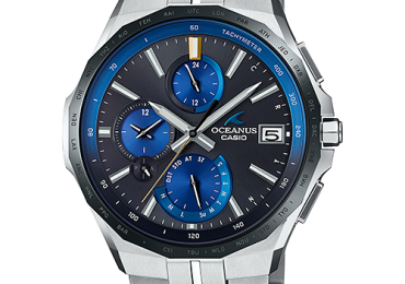Đồng hồ OCEANUS OCW-S5000-1ADF pin năng lượng mặt trời