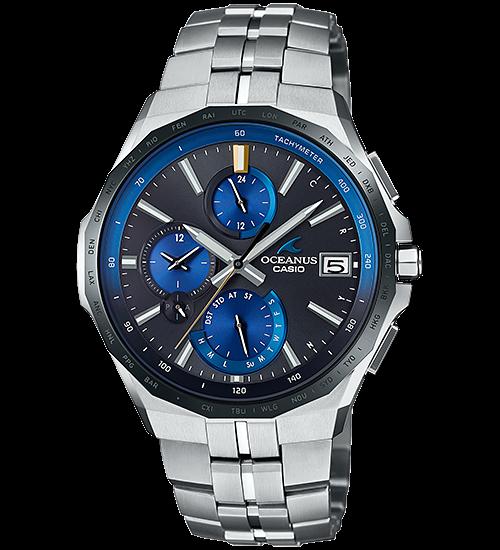 Đồng hồ Casio Oceanus OCW-S5000-1AJF Pin năng lượng mặt trời