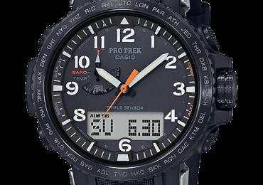 Đánh giá đồng hồ Protrek PRW-50Y-1AJF Pin năng lượng – Sử dụng sóng vô tuyến