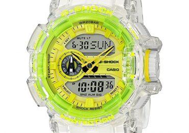 Đồng hồ Casio G-Shock GA-400SK-1A9 phong cách đường phố cá tính
