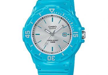 Đồng hồ casio LRW-200H-2E3V thể thao cá tính dành cho bé gái