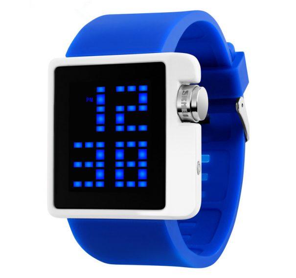 Vén màn sự thật về đồng hồ led Skmei chính hãng chống thấm nước