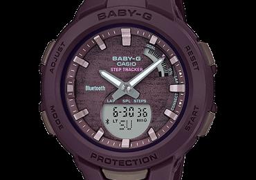 Đồng hồ Casio Baby-G BSA-B100AC-5A phiên bản đặc biệt dành cho phái đẹp