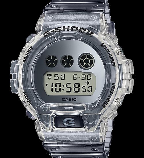 Đồng hồ nam Casio G Shock DW-6900SK-1 dây nhựa bảo hành 5 năm thể thao cá tính