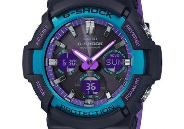 Đánh giá đồng hồ G Shock GAS-100BL-1A siêu chất cho phái mạnh