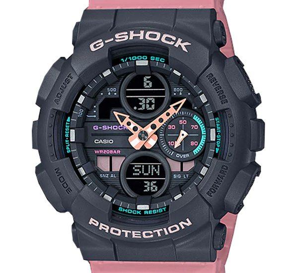 [G-Shock 2019] GMA-S140 – Sức mạnh – Cá tính – Màu sắc