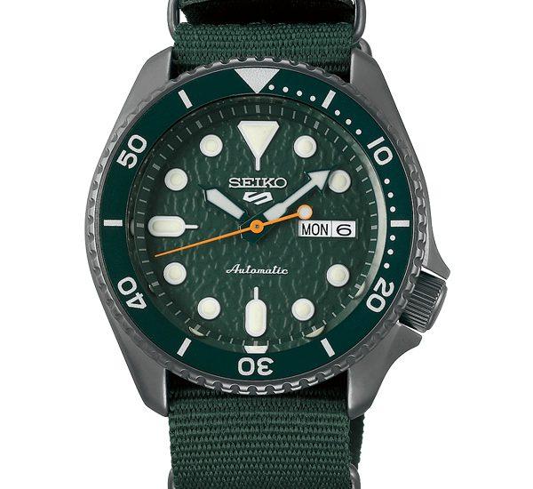 Tổng hợp bộ sưu tập đồng hồ thể thao Seiko 5 – Mang đậm phong cách thợ lặn