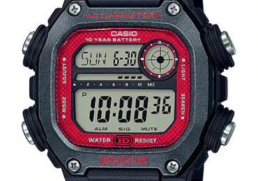 Casio 2019 giới thiệu bộ sưu tập đồng hồ thể thao DW-291 tuổi thọ pin 10 năm