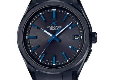 Đồng hồ Casio Oceanus OCW-T200SB-1A phiên bản Black chính thức ra mắt