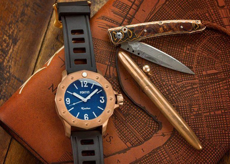 Đồng hồ Pontvs – Đồng hồ thợ lặn đẳng cấp