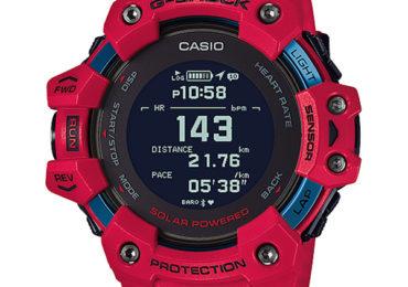 Casio Japan ra mắt đồng hồ G-Shock GBD-H1000 đo nhịp tim
