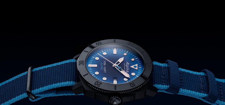Khám phá đồng hồ Alpina Seastrong Diver Gyre Automatic