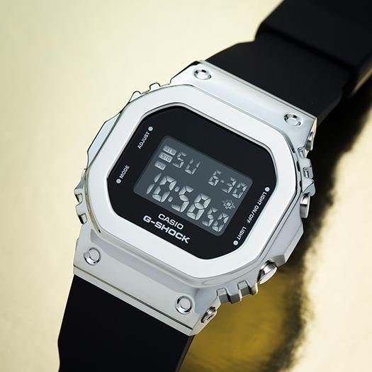 Đồng hồ G-Shock khung bezel có gì đặc biệt