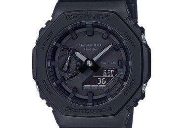 Khám phá những chiếc đồng hồ Casio G-Shock Carbon hàng đầu hiện nay