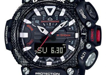 Khám phá đồng hồ Casio G-Shock GR-B200 – Được thiết kế cho phi công
