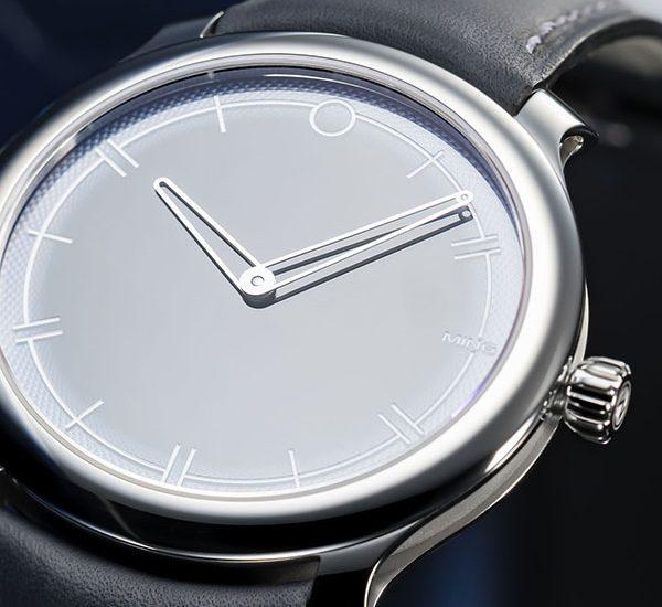 Giới thiệu đồng hồ Ming 27.02 với mặt số Sapphire và Guilloché