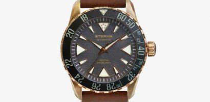 Đồng hồ KonTiki Bronze Manufacture là gì? có gì đặc biệt