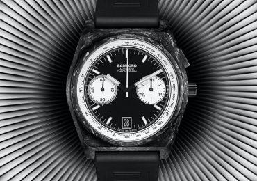 Khám phá đồng hồ Bamford đậm phong cách Thụy Sĩ
