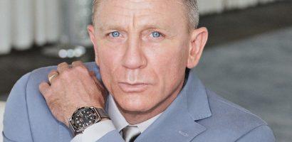 Đồng hồ Omega Seamaster 300M 007 'No Time To Die' dành cho Daniel Craig